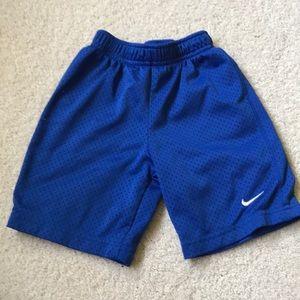 Size 4 Boys Nike shorts